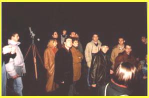 Posmatranje komete